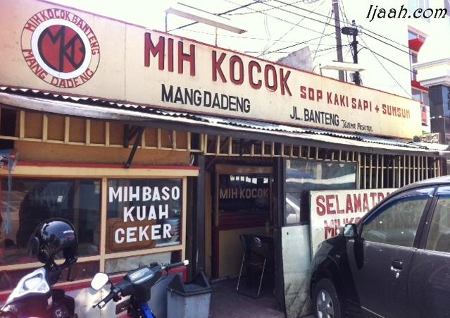 Peluang Bisnis Di Bandung Terbaru Usaha Mie kocok Peluang Bisnis Laris Manis Di Bandung