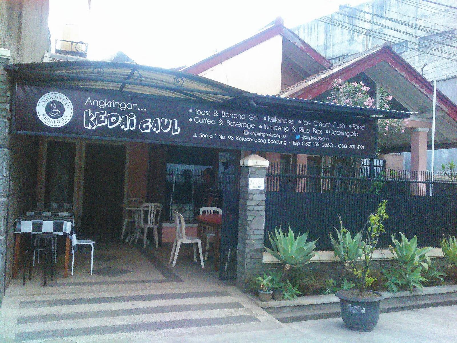 Peluang Bisnis Di Bandung Terbaru Peluang Bisnis Menjanjikan Kedai Gaul Di Bandung